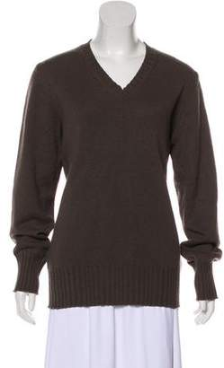 Marc Jacobs Cashmere Long Sleeve Sweater