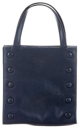 Celine Small Leather Tote