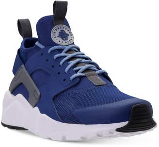 Nike Men's Air Huarache Run Ultra Casual Sneakers from Finish Line
