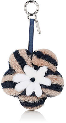 Fendi Women's Flower Bag Charm - Pink