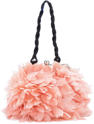 petal shoulder bag