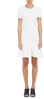Opening Ceremony WOMEN'S LOTUS FLOUNCE-HEM JERSEY DRESS