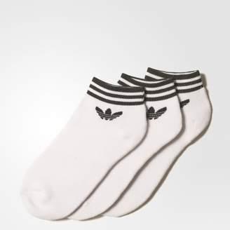 adidas (アディダス) - アンクルストライプソックス /靴下 /オリジナルス