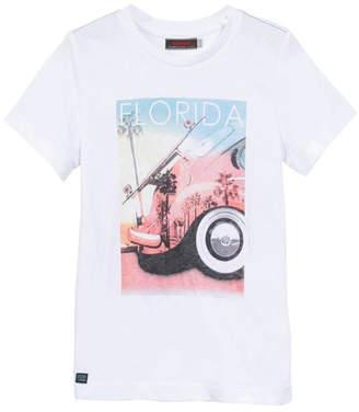 Catimini Florida Car Shirt
