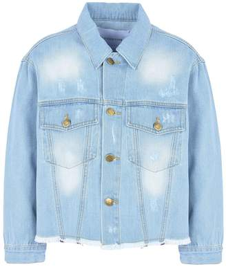LEO STUDIO DESIGN Denim outerwear - Item 42667270