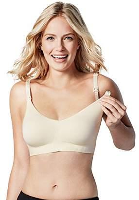 Medela Women's Body Silk Seamless Nursing Bra,D (Manufacturer Size:X-Large)