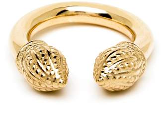 Durrah Jewelry - Gold Cylinder Ring