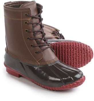 Khombu Letty Snow Boots - Waterproof, Insulated (For Women) $34.99 thestylecure.com