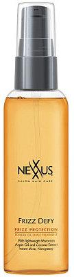 Nexxus Frizz Defy Frizz Protection Leave-In Oil Shine Treatment