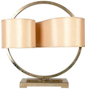 One Kings Lane Vintage Modernist Brass Lamp