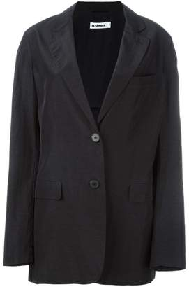 Jil Sander two-button blazer