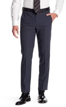 Louis Raphael Micro Modern Pinstripe Pants