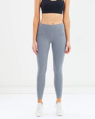 adidas Believe This High-Rise Heathered Tights