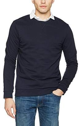 Benetton Men's Sweater L/S Sweatshirt