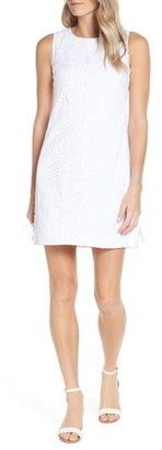 Lilly Pulitzer Melani Lace Shift Dress