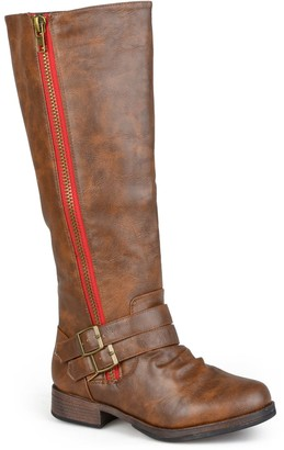 Journee Collection Lady Women's Knee-High Boots