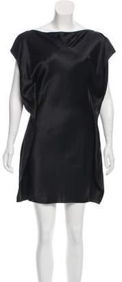 Nili Lotan Silk Mini Dress