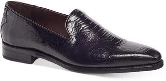 Carlos by Carlos Santana Men's California Ostrich-Embossed Loafers Men's Shoes