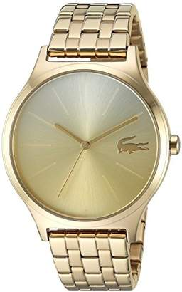 Lacoste Women's 'Nikita' Quartz -Tone-Stainless-Steel Casual Watch