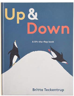 Penguin Random House Up & Down By Britta Teckentrup
