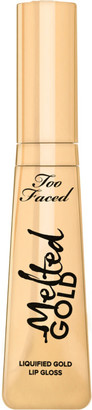 Too Faced Melted Gold Liquified Gold Lip Gloss