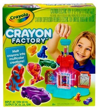 Crayola® Crayon Factory $40.99 thestylecure.com