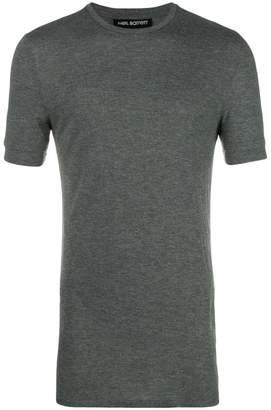 Neil Barrett classic plain T-shirt
