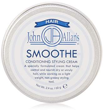 John Allan's Smoothe Hair Cream