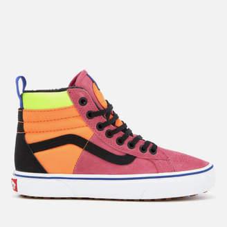 3c7c991453 Vans Women s Sk8-Hi Trainers 46 MTE DX - Pink Yarrow Tangerine Black