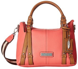 Jessica Simpson Greer Small Crossbody Tote $78 thestylecure.com