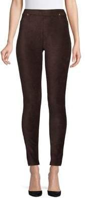 Calvin Klein Pull-On Corduroy Leggings
