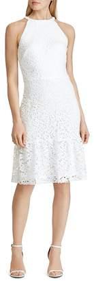 Ralph Lauren Floral Lace Dress