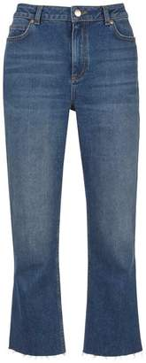 Mint Velvet Meribel Indigo Straight Jean