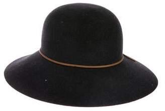 Rag & Bone Wide-Brim Wool Hat