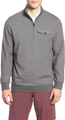 Travis Mathew The 805 Half Zip Pullover