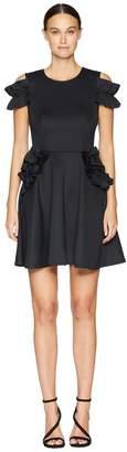Ted Baker Deneese Ruffle Detail Dress Women's Dress