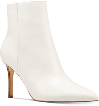 Nine West Fhayla Stiletto Booties Women Shoes