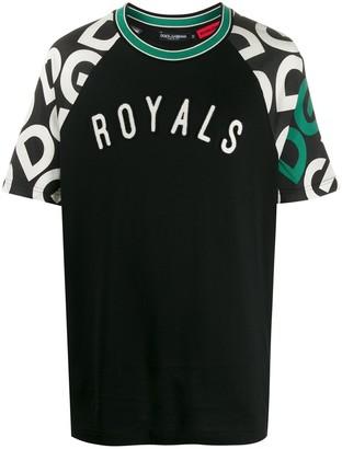 Dolce & Gabbana Royals T-shirt