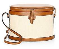 2ad8eb0466 Hunting Season Hunting Season Women s Leather Round Trunk Crossbody Bag