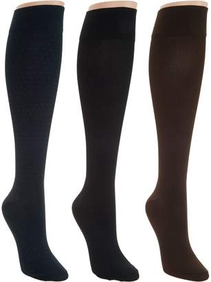 Legacy Graduated Compression Socks Set of 3