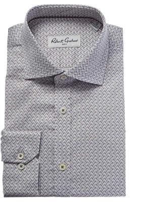 Robert Graham Herb Modern Fit Dress Shirt