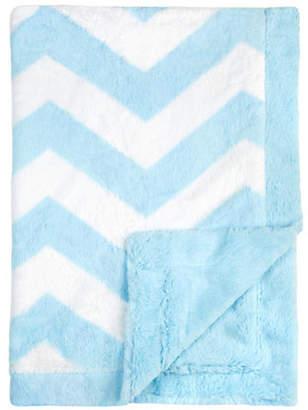 Petit Lem Velboa Baby Knit Blanket
