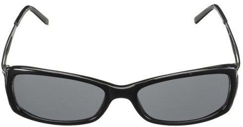 Isaac Mizrahi for Target® Rectangle Sunglasses - Black