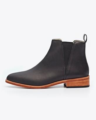 Nisolo Chelsea Boot Black