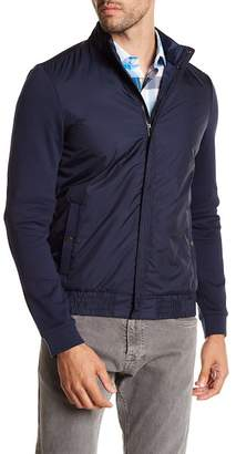 BOSS Shepherd Mock Neck Jacket