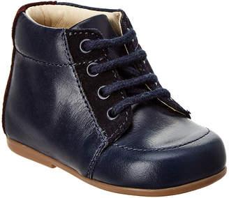 Jacadi Lancelot Leather & Suede Boot