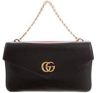 Gucci 2019 Thiara Medium Double Envelope Shoulder Bag w/ Tags