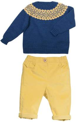 Fina Ejerique Sweater Set.