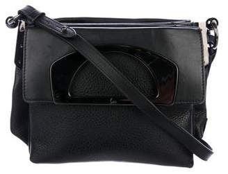 Christian Louboutin Passage Leather Satchel
