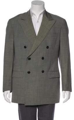 Polo Ralph Lauren Wool Double-Breasted Blazer